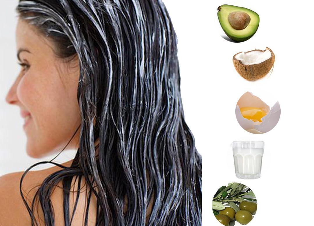 Maska rigjeneruese për flokë të dëmtuar