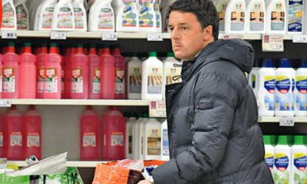 Renzi në jetën post- Premier.