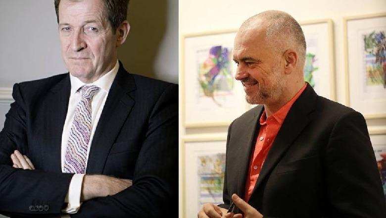 Ish-Këshilltari i Toni Blair poston projeksionin: Rama drejt një fitoreje të tretë edhe më të madhe se e dyta