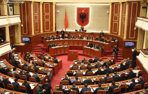 Shkarkimi i Ilir Metës, Kuvendi voton me 104 vota PRO raportin e Komisionit Hetimor