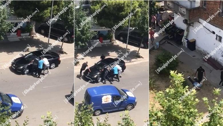 Dështon operacioni antidrogë në Tiranë, i dyshuari iu ikën policëve, kapet pas 1 ore! Efektivët shtrinë barkas edhe gazetarin
