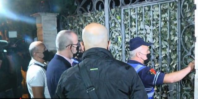 Policia zbarkon në shtëpinë e Adriatik Llallës, por del duar bosh