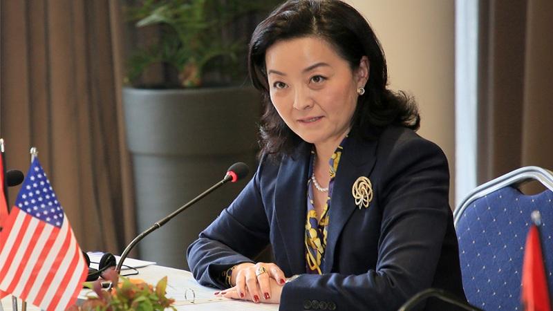 Yuri Kim reagon pas vendimit për Lallën: Më vjen mirë të shikoj që vihet drejtësia ndaj zyrtarëve të korruptuar