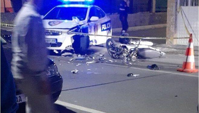 Aksident automobilistik me pasojë një të vdekur në Tiranë