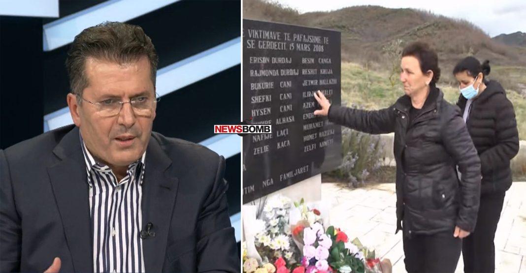 Fatmir Mediu mesazh familjarëve të Gërdecit: 'Nuk kam gisht në atë tragjedi, keni të drejtë të më urreni!'