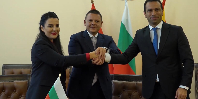 Korridori i 8- të/ Nënshkruhet memorandumi mes Shqipërisë, Maqedonisë së Veriut dhe Bullgarisë